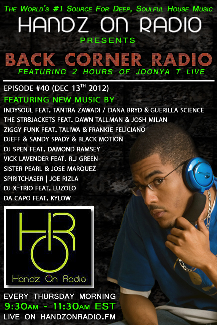HANDZ ON RADIO 2012 EPISODE 40