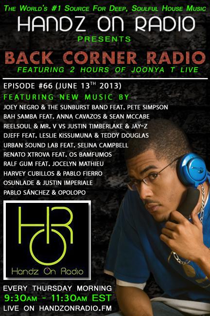 HANDZ ON RADIO 2013 EPISODE 66