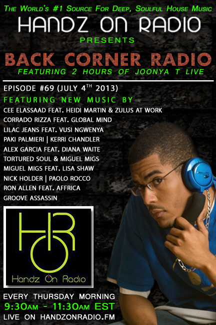 HANDZ ON RADIO 2013 EPISODE 69