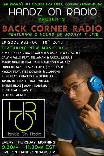 HANDZ ON RADIO 2013 EPISODE 83