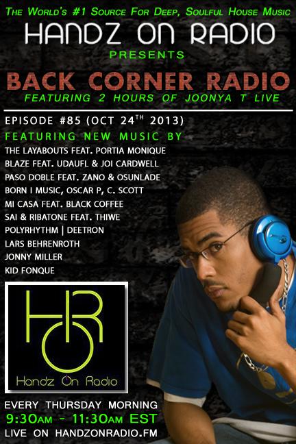 HANDZ ON RADIO 2013 EPISODE 85