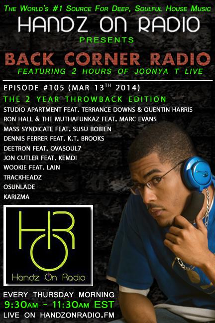 HANDZ ON RADIO 2013 EPISODE 105