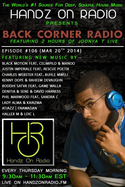 HANDZ ON RADIO 2013 EPISODE 106