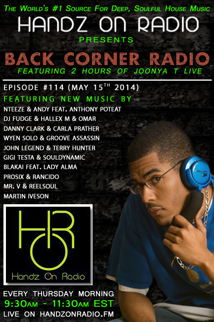 HANDZ ON RADIO 2014 EPISODE 114
