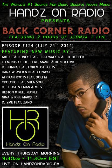 HANDZ ON RADIO 2014 EPISODE 124