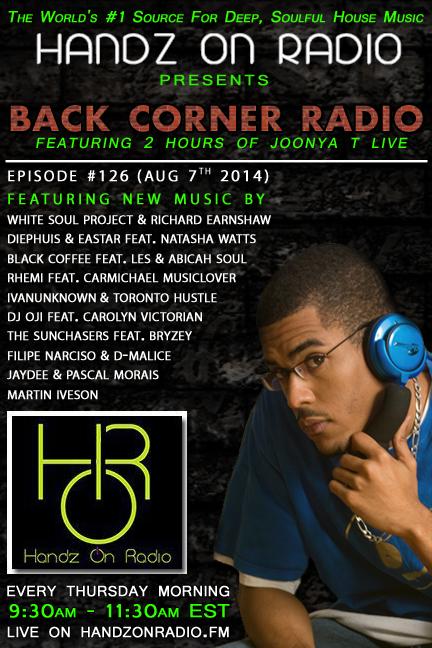 HANDZ ON RADIO 2014 EPISODE 126