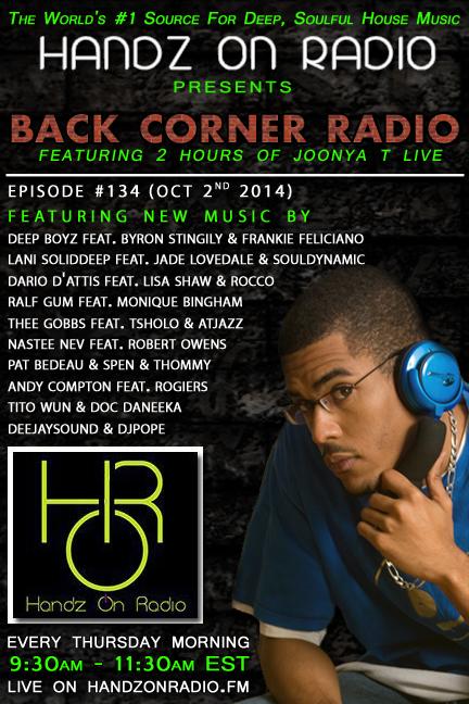 HANDZ ON RADIO 2014 EPISODE 134