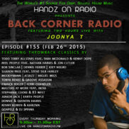 BACK CORNER RADIO [EPISODE #155] #ThrowBackThursday [FEB 26. 2015]