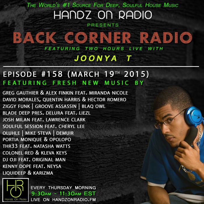HANDZ ON RADIO 2015 EPISODE 158