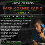 BACK CORNER RADIO [EPISODE #159] MARCH 26. 2015 (WMC EDITION)