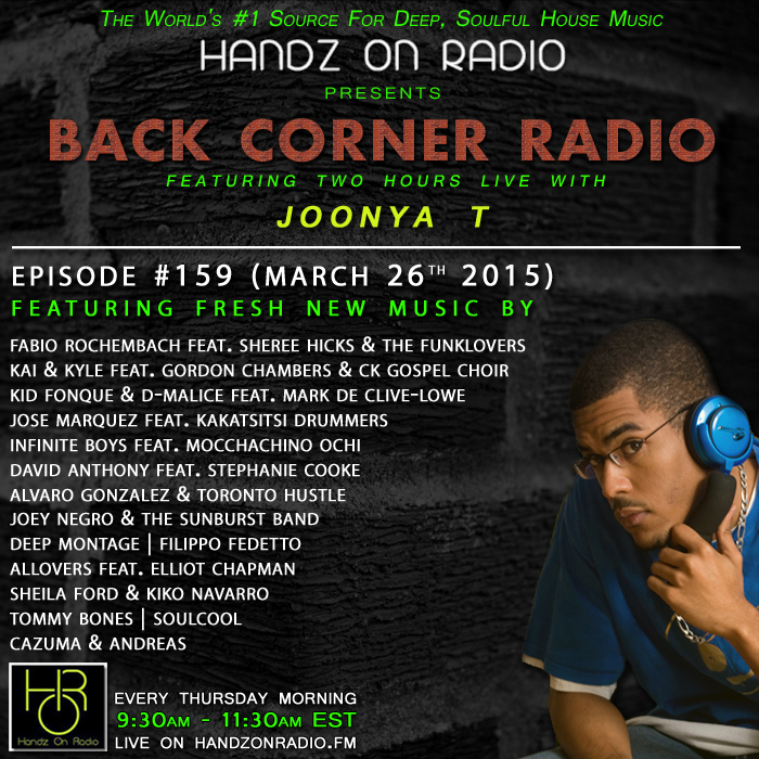 HANDZ ON RADIO 2015 EPISODE 159