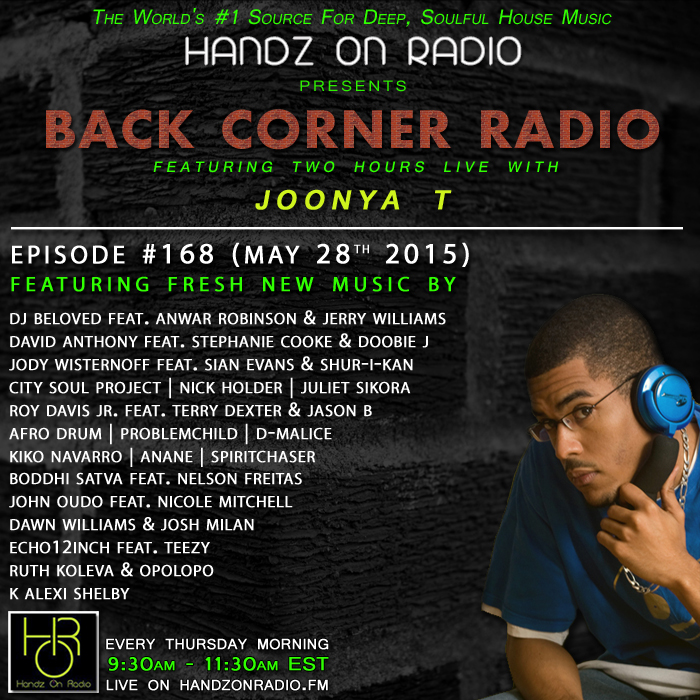 HANDZ ON RADIO 2015 EPISODE 168