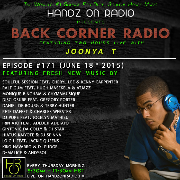 HANDZ ON RADIO 2015 EPISODE 171