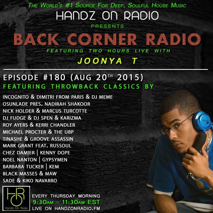 HANDZ ON RADIO 2015 EPISODE 180