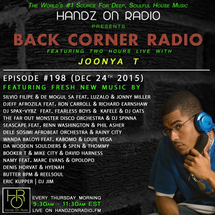 HANDZ ON RADIO 2015 EPISODE 198