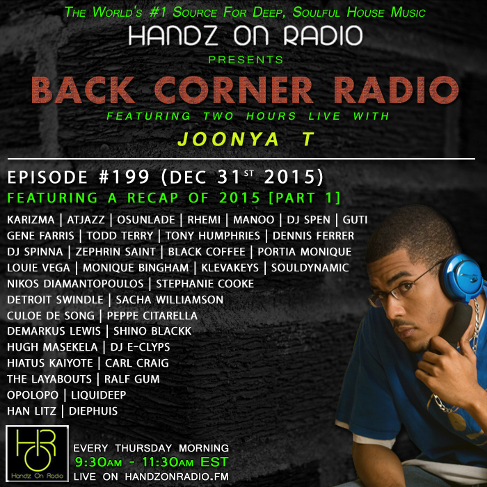 HANDZ ON RADIO 2015 EPISODE 199