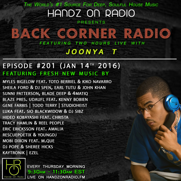 HANDZ ON RADIO 2016 EPISODE 201