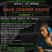 BACK CORNER RADIO [EPISODE #209] w/ @KAYTRONIK [MARCH 10. 2016]