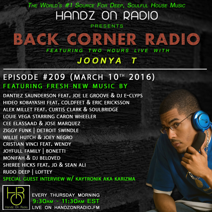 HANDZ ON RADIO 2016 EPISODE 209