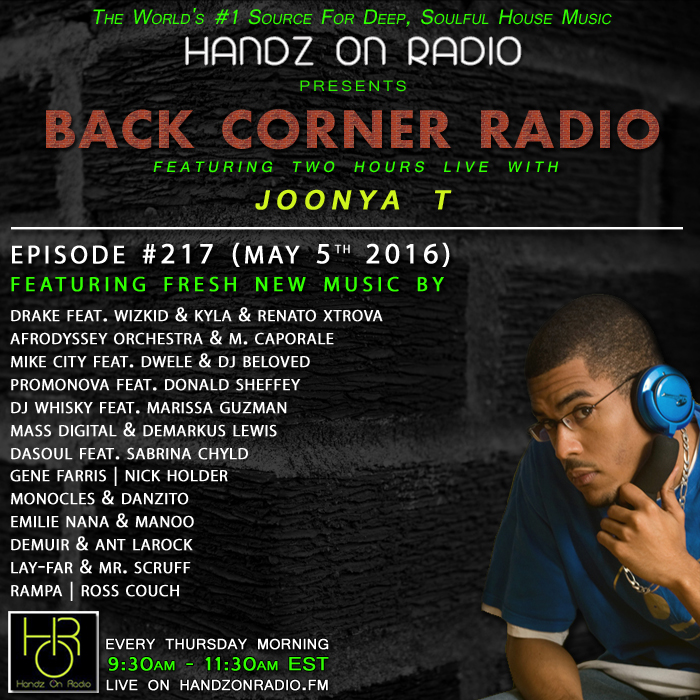 HANDZ ON RADIO 2016 EPISODE 217