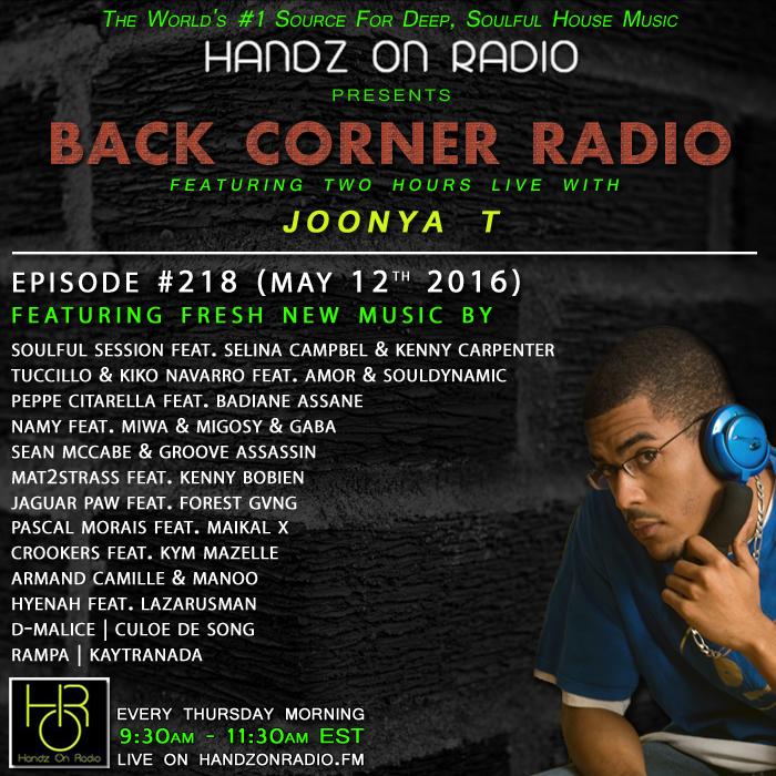 HANDZ ON RADIO 2016 EPISODE 218