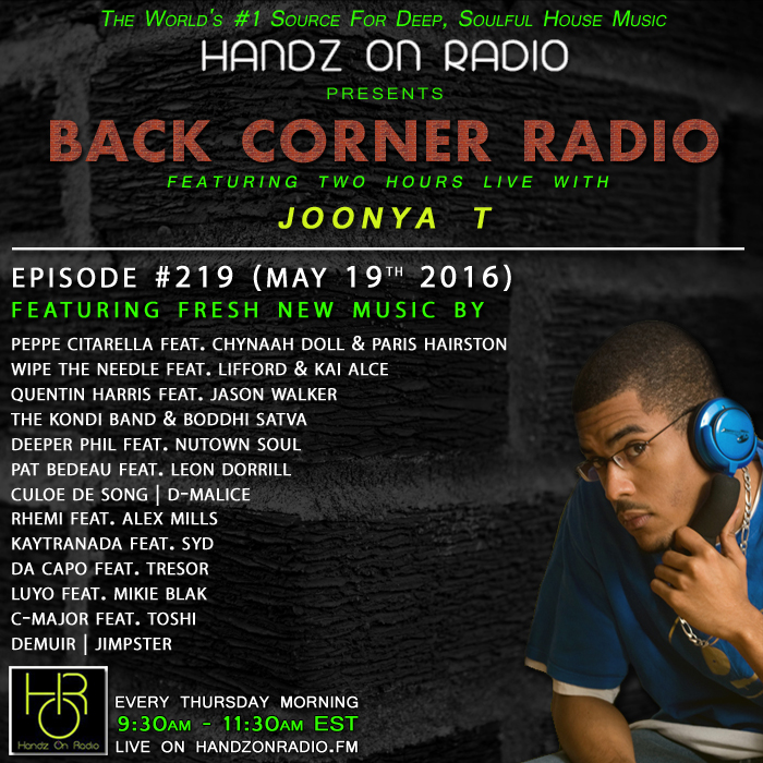 HANDZ ON RADIO 2016 EPISODE 219
