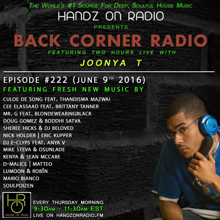 HANDZ ON RADIO 2016 EPISODE 222