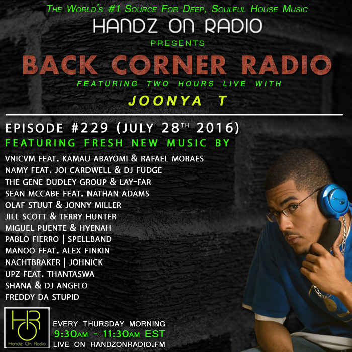 HANDZ ON RADIO 2016 EPISODE 229