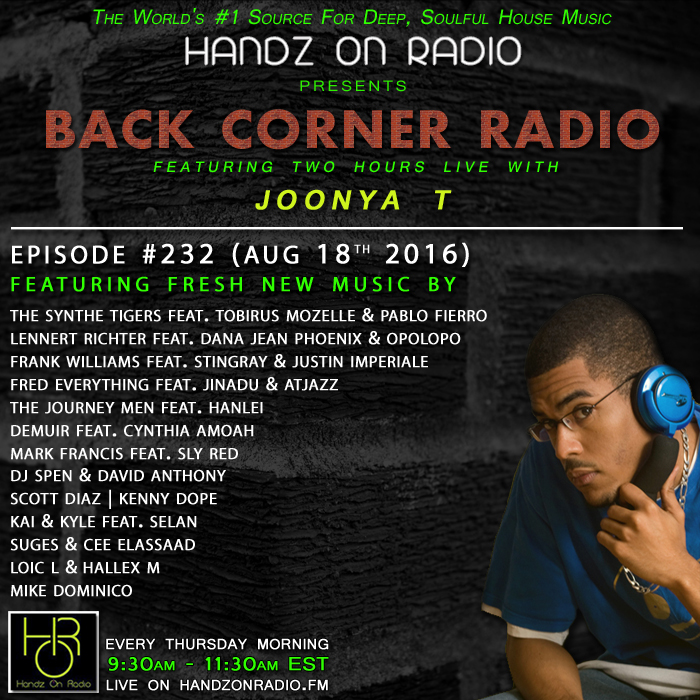 HANDZ ON RADIO 2016 EPISODE 232