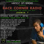 BACK CORNER RADIO [EPISODE #247] DEC 1. 2016