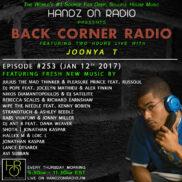BACK CORNER RADIO [EPISODE #253] JAN 12. 2017