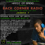 BACK CORNER RADIO [EPISODE #254] JAN 19. 2017