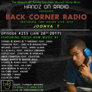 BACK CORNER RADIO [EPISODE #255] JAN 26. 2017