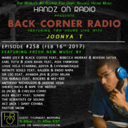 BACK CORNER RADIO [EPISODE #258] FEB 16. 2017