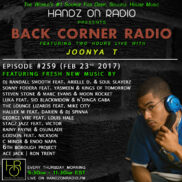 BACK CORNER RADIO [EPISODE #259] FEB 23. 2017