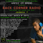 BACK CORNER RADIO [EPISODE #261] MARCH 9. 2017