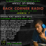BACK CORNER RADIO [EPISODE #262] MARCH 16. 2017