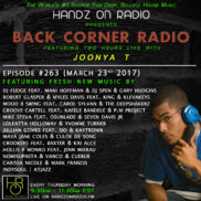 BACK CORNER RADIO [EPISODE #263] MARCH 23. 2017