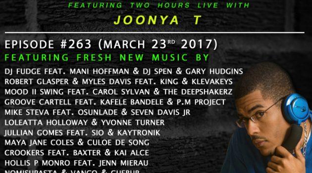 BACK CORNER RADIO [EPISODE #263] MARCH 23. 2017
