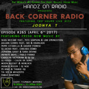 BACK CORNER RADIO [EPISODE #265] APRIL 6. 2017