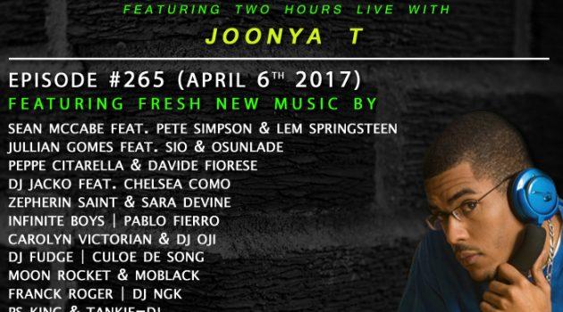 BACK CORNER RADIO [EPISODE #265] APRIL 6. 2017