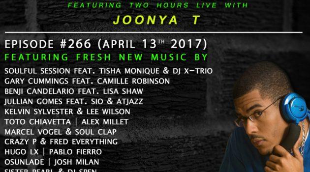 BACK CORNER RADIO [EPISODE #266] APRIL 13. 2017