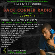BACK CORNER RADIO [EPISODE #267] APRIL 20. 2017