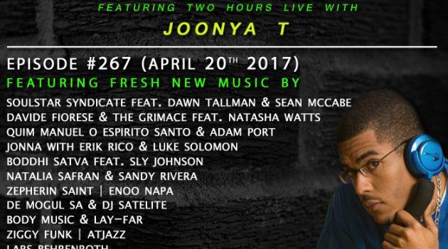 BACK CORNER RADIO [EPISODE #267] APRIL 20. 2017