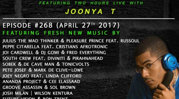 BACK CORNER RADIO [EPISODE #268] APRIL 27. 2017