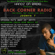 BACK CORNER RADIO [EPISODE #272] MAY 25. 2017