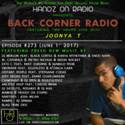 BACK CORNER RADIO [EPISODE #273] JUNE 1. 2017