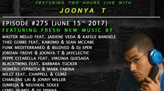 BACK CORNER RADIO [EPISODE #275] JUNE 15. 2017