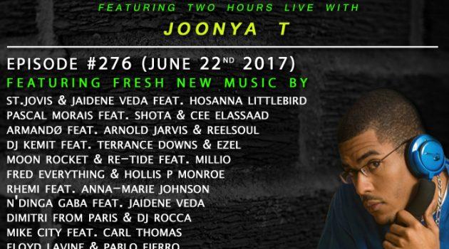 BACK CORNER RADIO [EPISODE #276] JUNE 22. 2017