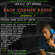 BACK CORNER RADIO [EPISODE #286] AUG 31. 2017